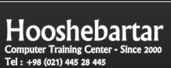 Hooshebartar Institute Contact Info